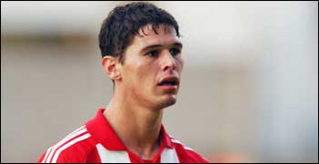 Nikola Zigic face pic